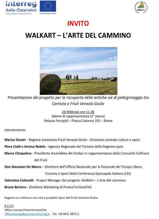 WalkArt Roma