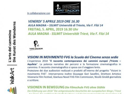 Conferenza all'Associazione Culturale Mattador